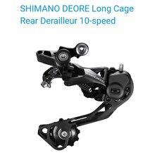 Shimano Deore M6000 10 Скорость тень задний переключатель GS средняя клетка sgs длинная клетка RD 10-Скорость 10 S 10V переключатели