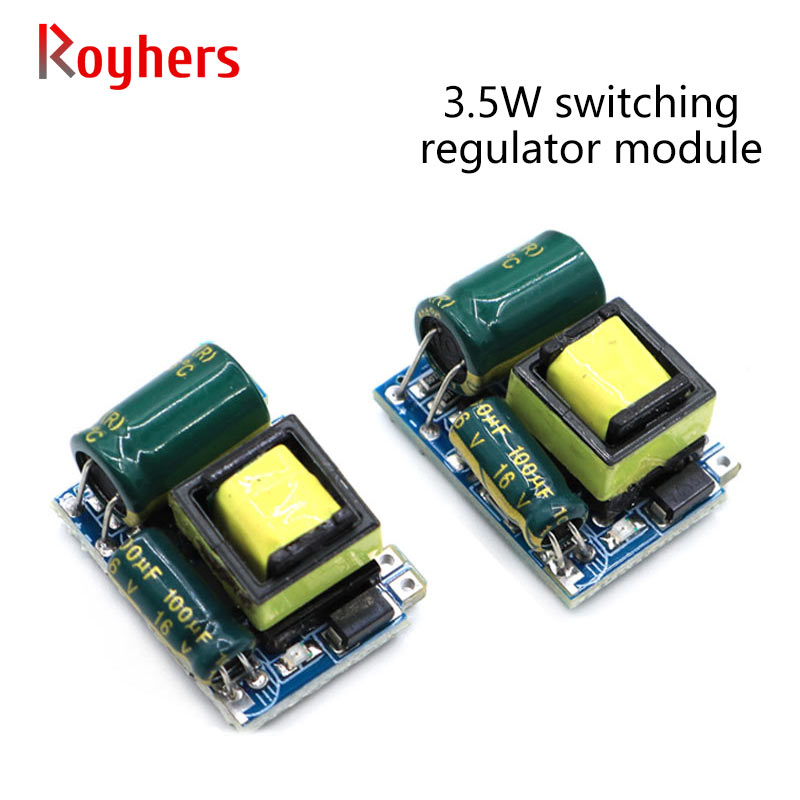 5V700mA (3.5W) isolation switching power supply board module AC-DC stabilized voltage/220 to 5V 1Pcs