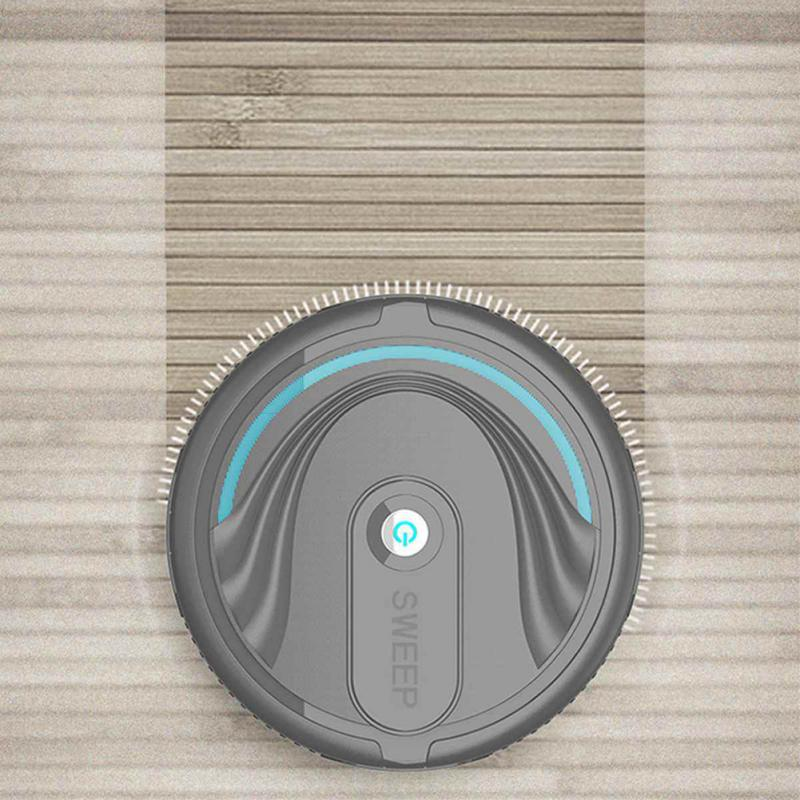 Smart Floor Robotic Vacuum Automatic Sweeping Cleaner Robot Vacuum Cleaners UK #