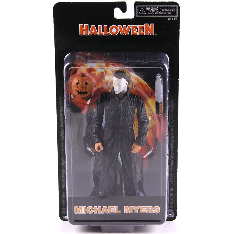 NECA Halloween Michael Myers PVC Michael Myers NECA Horror Movie Action Figures Collectible Model Toy