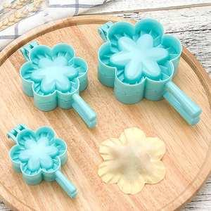 Heart Butterfly Dumpling Mold Maker DIY Dough Household Kitchen Baking Gadgets