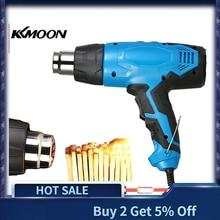 2000W Heat Gun Hot Air Gun Solder Hair Dryer Temperature-con