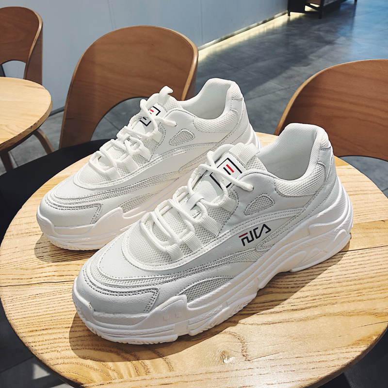 OLOMLB New Product Trend Men Jogging Shoes Outdoor Soft Bottom Non-slip Men Sports Shoes High Quality Adult Men Running Shoes