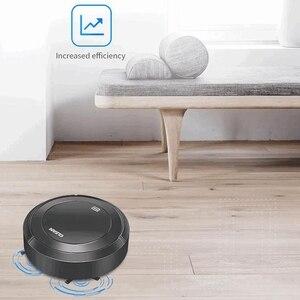 Image 5 - Robot aspirador de barrido automático, inalámbrico, con carga USB, para el hogar, Robots limpiadores de vacío, Alfombra de vacío inteligente