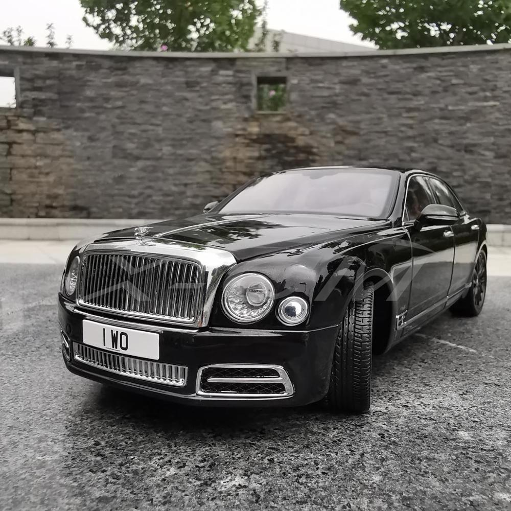 Diecast Car Model Almost Real Bentley Mulsanne W.O. Edition by Mulliner 1:18  + SMALL GIFT!!!!!-in Diecasts & Toy Vehicles from Toys & Hobbies