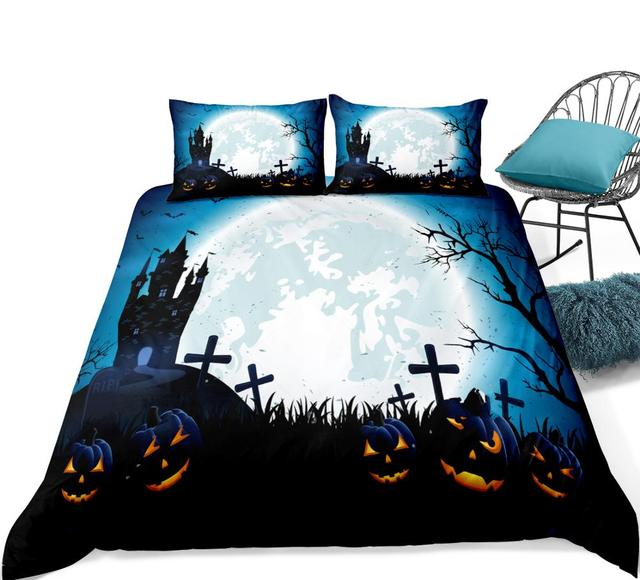 Halloween Bed Sets 3 pcs 2
