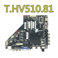 original 100% test for T.HV510.81 Instead Of T.MS628.81 Android smart TV network TV drive board.8g + 1b of memory