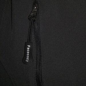 Image 5 - Facecozy 2019 נשים חורף צמר טיולי קמפינג חם מכנסיים חיצוני Windproof עמיד למים מכנסיים עבור טרקים סקי Pantolon