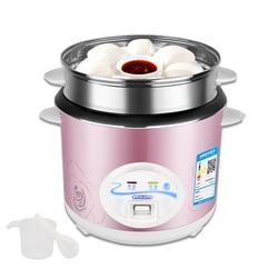 220V 1.5L Rice Cooker Cake Maker Alloy Cast Iron Heating Pressure Cooker Soup Multicooker Slow Cooker For Kitchen Appliances