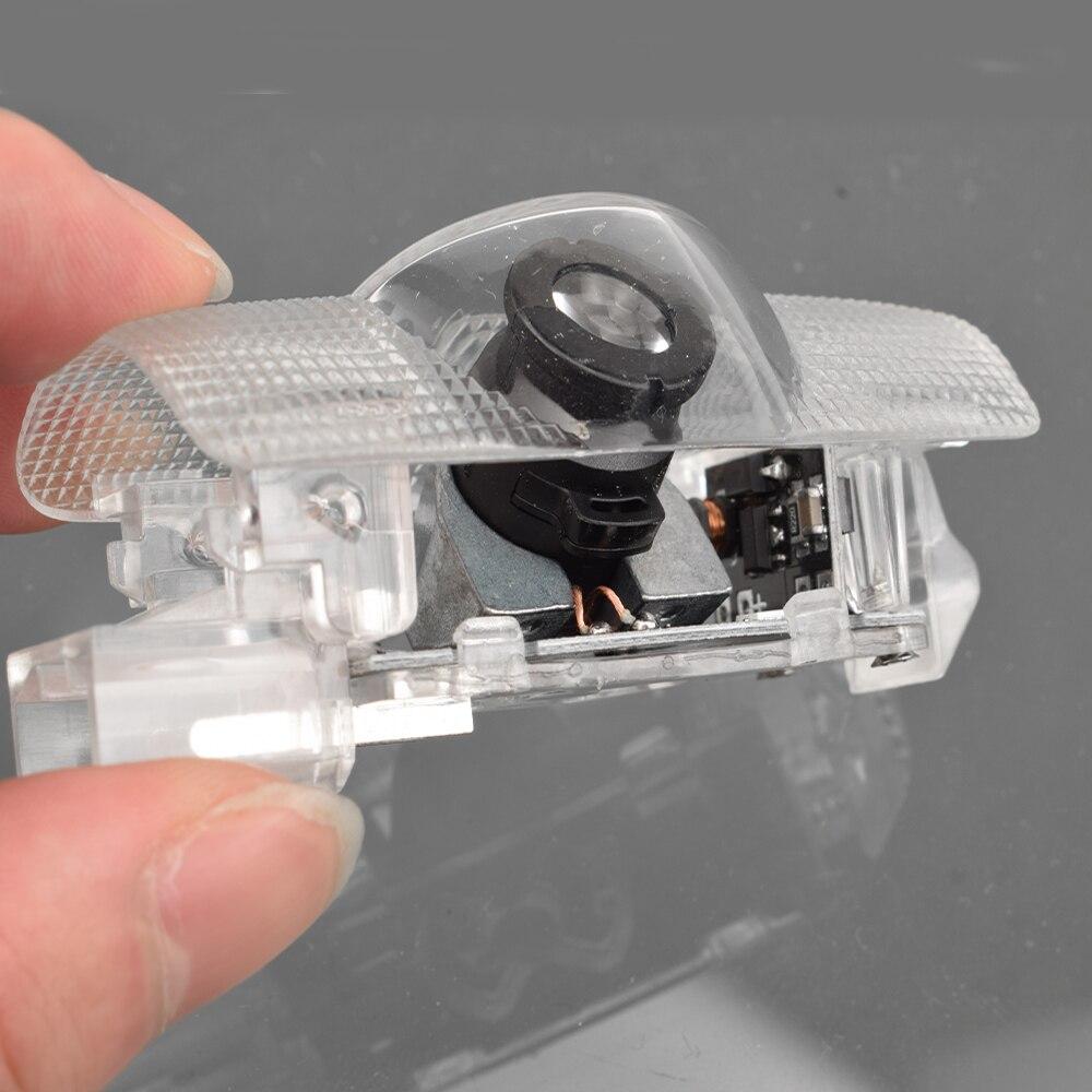 2Pcs For Lexus ES 40 60 GS 10 GX 150 IS 20 30 LS 40 LX 200 RC 2 RX 10 20 LED Car Logo Door Laser Projector Ghost Shadow Light