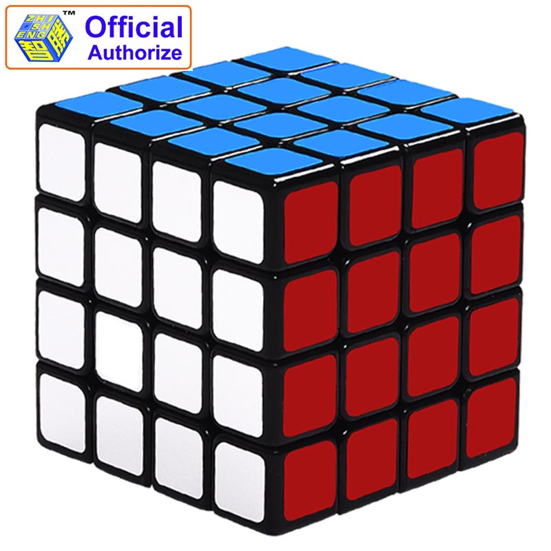 Magic Cube 4x4x4 6CM Full Closure Highly Fault-tolerant Non Card Angle Speed Puzzle Cubo Magico Rubic Cube