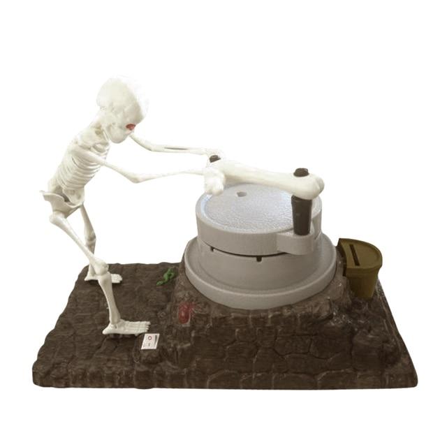 Hucha Electrónica Esqueleto