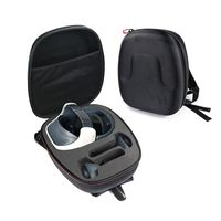 Portable Hard EVA Storage Bag Travel Backpack Carrying Case Cover for Htc Vive Focus Plus VR Glasses Accessories
