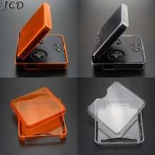 Прозрачный защитный чехол jcd корпус для игровой консоли gameboy