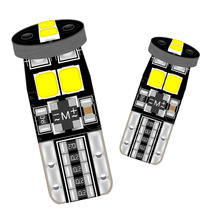 2pcs Canbus W5W T10 LED 168 194 Clearance Parking Lights For Mercedes Benz W211 W221 W220 W163 W164 W203 C E SLK GLK CLS M GL