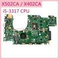 X502CA i5-3317CPU 4 Гб RAM материнская плата REV2.1 для ASUS X402CA X502CA X402C X502C материнская плата для ноутбука