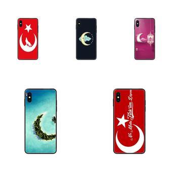 Классический исламский полумесяц и звезда для Samsung Galaxy Note 4 8 9 10 20 Plus Pro Ultra J6 J7 J8 M30s M80s 2017 2018