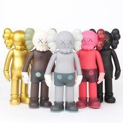Venda quente 20cm urso bricklys figuras de ação blocos ursos pvc bonecas collectible modelos brinquedos