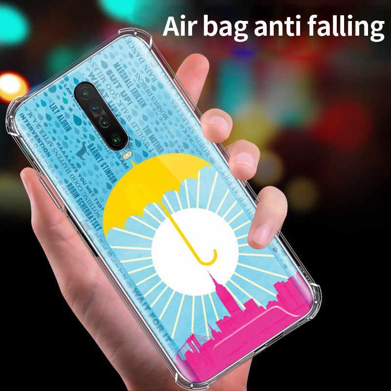 Thử Nghiệm Ốp Lưng Cho Xiaomi Redmi Note 8T 9 Pro Max 8 9S 7 6 7A 6A K20 K30 pro Zoom Túi Khí Chống Sac Điện Thoại Vỏ