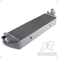 Tuning Performance FMIC Front Mount Intercooler Kit Competition Fits For Ford Focus 1.6 EcoBoost Mk3