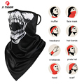 X-TIGER Cycling Scarf Summer Bicycle Bandana Ice Silk Neck Cover MTB Cycling Mask Sun Protection Sport Magic Scarf Bike Headband