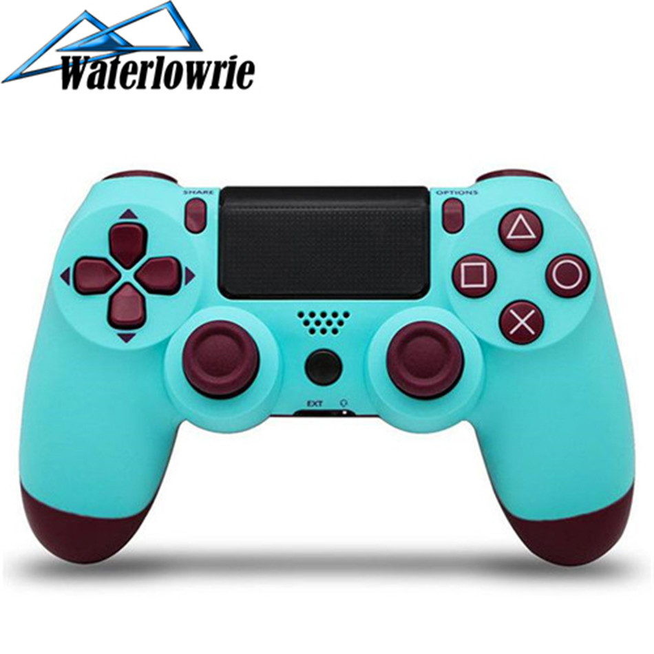 Bluetooth Gamepad and Wireless Gaming Controller for PS4 Pro/PC/iPhone/Android Smartphone 16