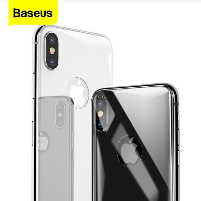 Baseus 0,3mm защитная плёнка для iPhone XS Max XR X  1
