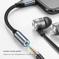 cable samsung galaxy CBAOOO USB Type-C to 3.5mm Headphone Jack Converter Headphones Audio Adapter Cable for Samsung galaxy Note 9 S9 (4)