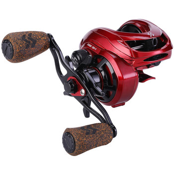 Sougayilang Baitcasting Reel Dual Brake System Reel 8KG Max Drag 9+1 BBs 8 :1 High Speed Fishing Reel