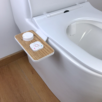 bidet toilet seat shower two nozzles self cleaning  non electric shattaf sprayer anus anul bottom washing faucet  water gun bidet non electric hot cold bidet toilet seat sprayer bottom cleaning sprinkler nozzle self cleaning water gun muslim shower