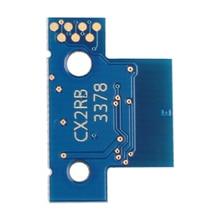 Lexmark cs310 cs410 cs510 토너 칩 용 4 k 3 k eu 토너 카트리지 칩 70c2hk0 70c2hc0 70c2hm0 70c2hy0