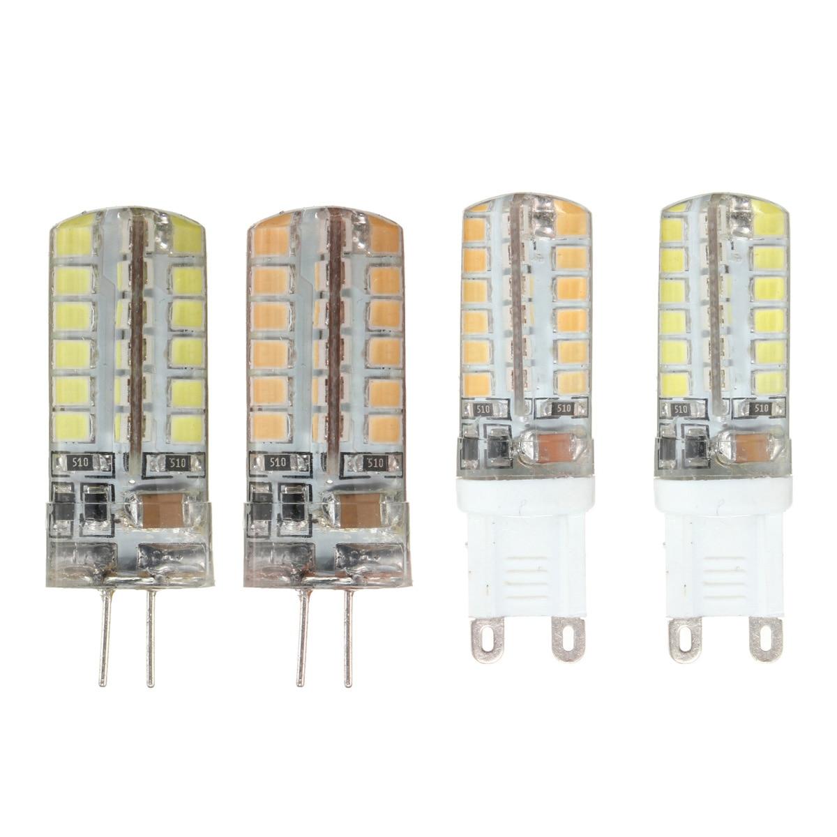 COB G4/G9 Bulb LED 5W AC 220V LED Lamp Crystal LED Light Lampara Ampoule LED Bulb