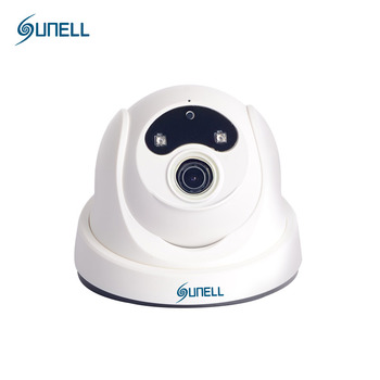 SUNELL Security Video Surveillance Cameras Full HD 1080P Mini Dome 1/2.9 CMOS IP Camera 2 IR LED Vision 10-15M Lens 2.8 or 3.6m sunell ea 92491 4ch 1080p professional ip camera