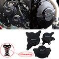 Чехол для защиты двигателя мотоцикла, чехол GB Racing для HONDA CBR600RR CBR 600 RR 2007-2016, Защитные чехлы для двигателя