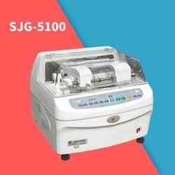 SJG-5100 auto Lens Edger lens grinder cutter glass polishing machine beveling machine For CR And Glasses Lens