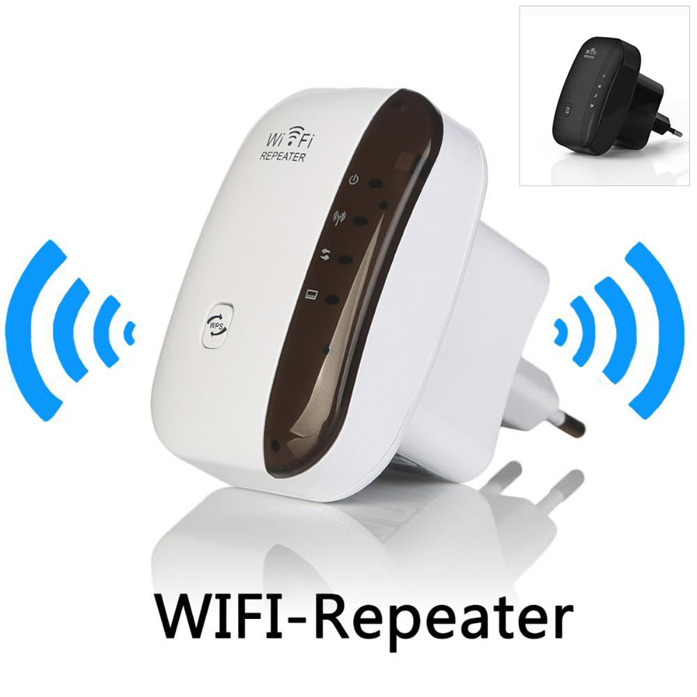 Routers Wireless WiFi Repeater Extender 300Mbps Wi-Fi Signal Amplifier 802.11N/B/G Booster Repetidor Wifi Reapeter Access Point image