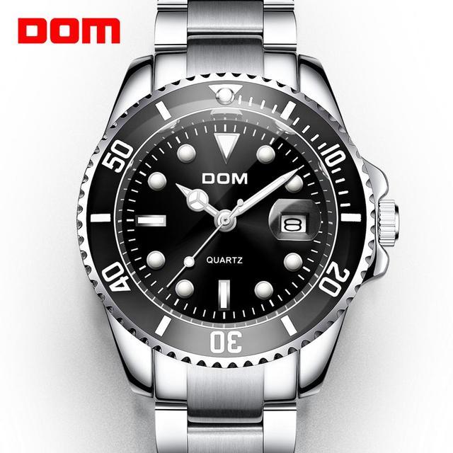 2019 Top Brand Luxury Mens Watch 30m Waterproof Date Clock Male Sports Watches Men Quartz Casual Wrist Watch Relogio Masculino
