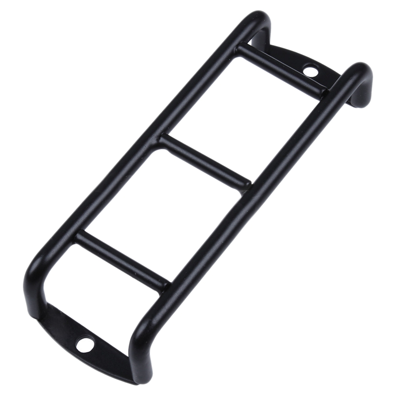 Rc Car Metal Mini Ladder Stairs Accessories For Traxxas Trx4 Trx-4 Bronco Defender Body Scx10 90046 90047 D90 1/10 Rc Crawler