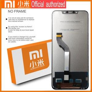 """Image 3 - 2246*1080 Original 6.18 """"für Xiaomi Poco F1 LCD Touch Screen Digitizer Montage für Mi Pocophone F1 Display ersatz"""