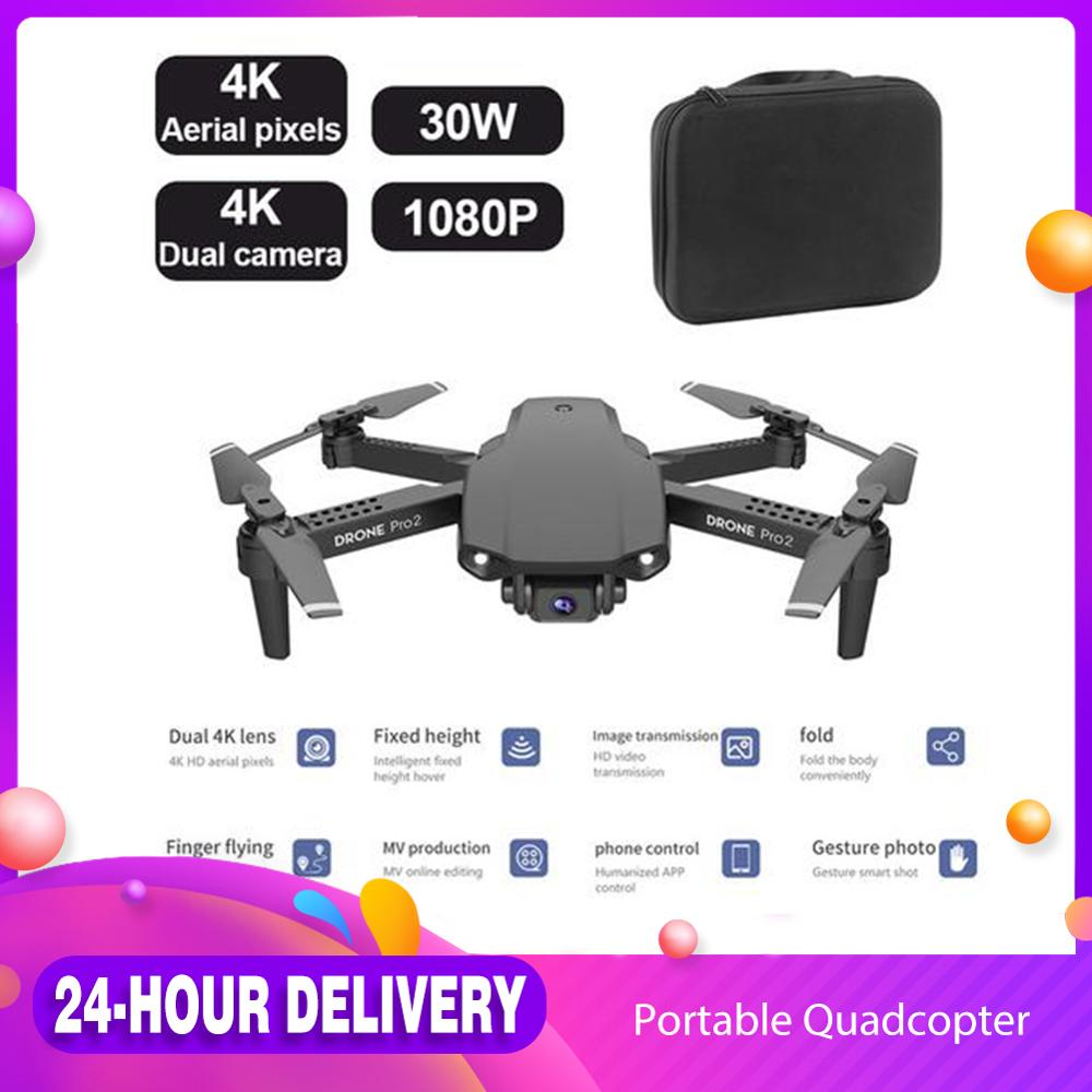 New E99 Quadcopter Profession Drone HD 480P 1080P 4K Long Life Camera Drone Aerial Photography Quadcopter Portable Folding Drone