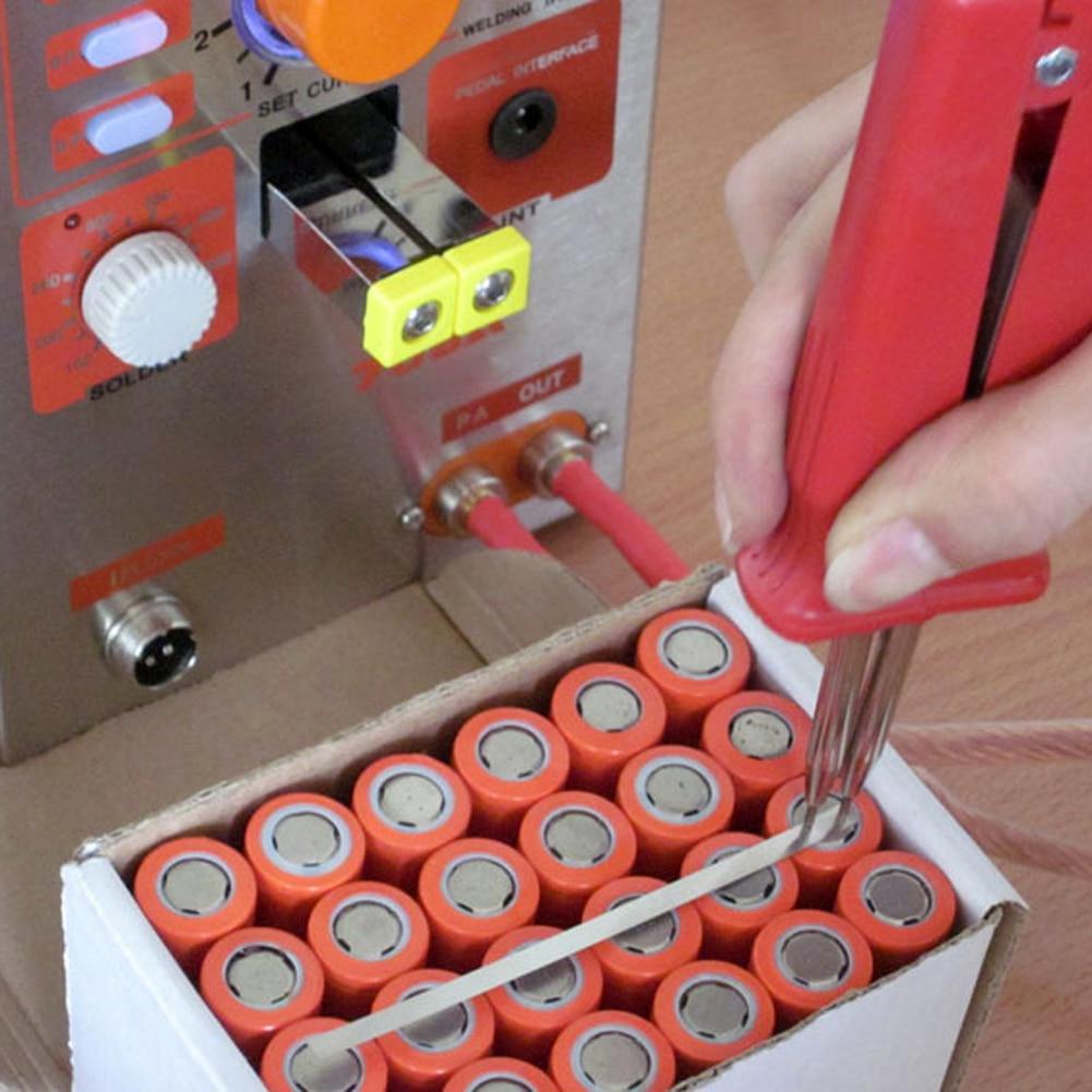 Battery Spot Welding Pen For Polymer Lithium Battery Welding Spot Welder Pen For 709A 709AD Series Spot Welding 2019 New S12