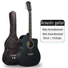 41 дюймов в народном стиле гитары полный липа Гитары много цветов и самая последняя летняя модель