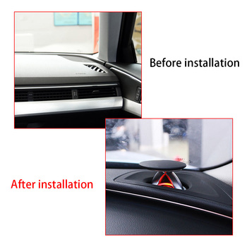 Center dashboard lifting speaker For Audi A4 S4 RS4 A6 S6 RS6 A7 S7 RS7 A5 S5 RS5 Q5 SQ5 A6 C8 Q7 A8 professional tweeter 8kd947411 4fd947411 oem car door panel interior warning light lamp for a7 a8 q3 q5 q7 tt a3 s3 a6 s6 a4 s4 rs3 rs4 a7 rs7