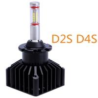 DLAND M88 D1S D2S D3S D4S D5S 360 DEGREE GLOWING CAR LED LIGHT BULB LAMP PLUG AND PLAY WITH SEOUL LED 3800LM M9 12V 24V 35W