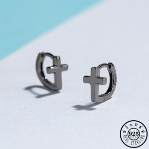 925 Sterling Silver Small Cros