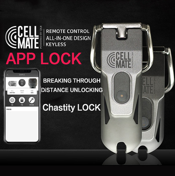 APP Remote Control Lock Cock Cage Male Chastity Device Metal Penis Ring Chastity Belt Adult Games Sex Toys For Men stainless steel metal heavy pendant rings chastity locks chastity belt alternative toys adult products