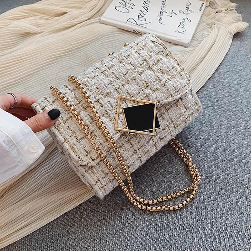 Горячая Распродажа сумки для женщин 2019 женские сумки популярные корейские модные сумки через плечо с цепочкой сумка через плечо сумка для женщин