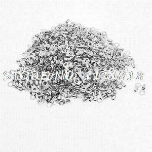 500 шт. RNB5.5-5 AWG 12-10 провода разъем неизолированные клеммы кабельный наконечник