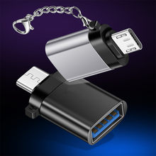 Ugreen USB typu C OTG Adapter Micro USB na typ C Adapter kabel do ładowania dla Xiaomi dla Samsung Micro USB Adapter USB 3.0
