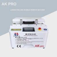 ใหม่รุ่น AK PRO oca เครื่องเคลือบสูญญากาศเคลือบเครื่องซ่อม lcd refurbish เครื่อง oca เครื่องเคลือบสำหรับ iphone s6 edge